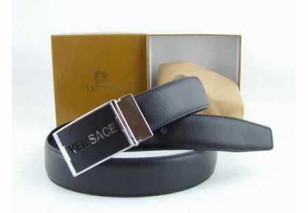 ceinture cuir homme fashion ceinture versace initiales. Black Bedroom Furniture Sets. Home Design Ideas