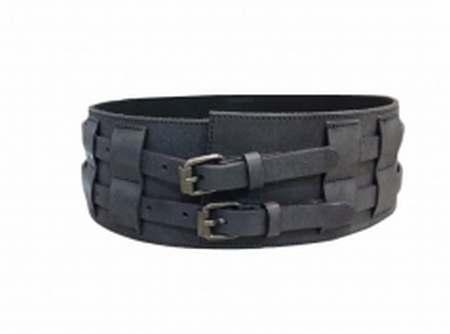 large ceinture de crin ceinture large femme noire ceinture large en cuir pour femme. Black Bedroom Furniture Sets. Home Design Ideas
